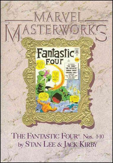 Marvel Masterworks 2-D by Marvel