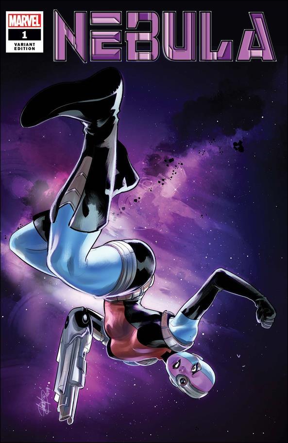 Nebula 1-D by Marvel