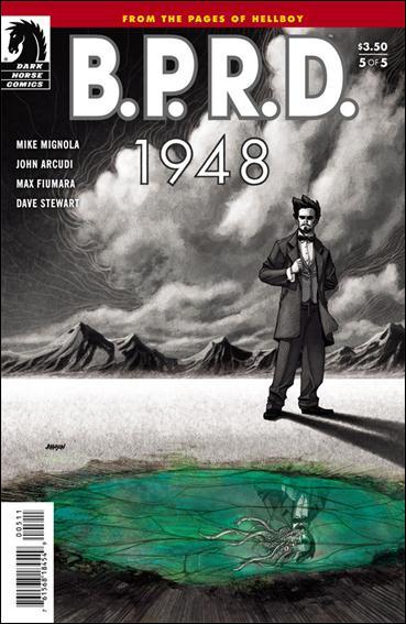 B.P.R.D.: 1948 5-A by Dark Horse