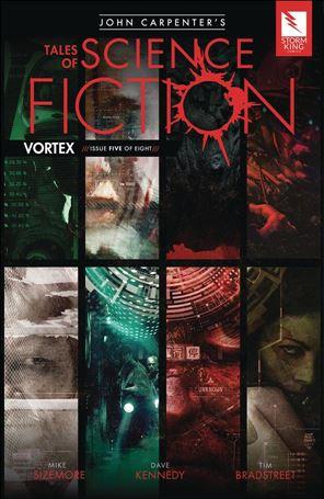 John Carpenter's Tales of Science Fiction: Vortex 5-A