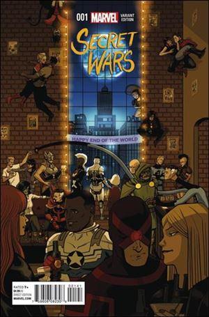 Secret Wars 1-J
