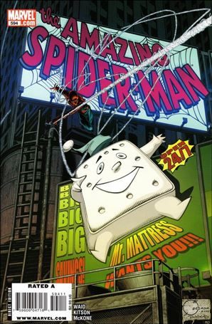 Amazing Spider-Man (1963) 594-A