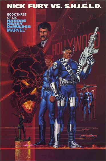 Nick Fury vs S.H.I.E.L.D. 3-A by Marvel