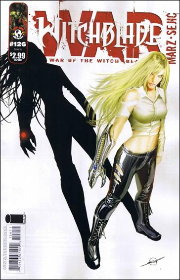 Witchblade 126-A by Top Cow