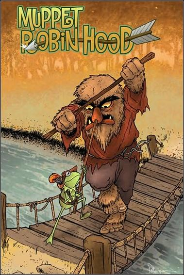 Muppet Robin Hood 1-A by Boom! Kids