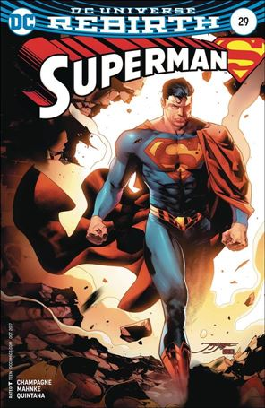 Superman (2016) 29-B