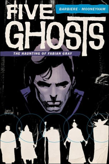 Five Ghosts 1-A by Image