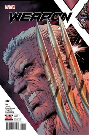 Weapon X (2017) 2-A