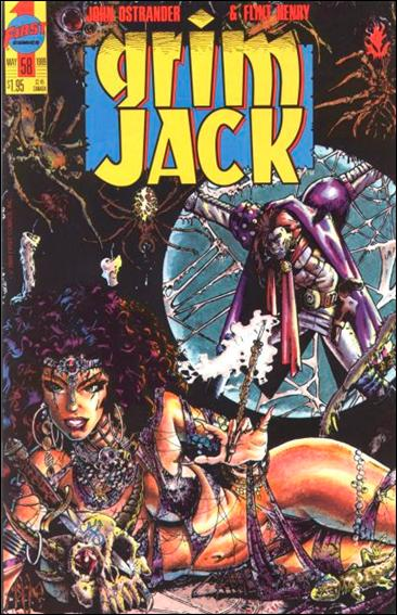 Grimjack 58-A by First