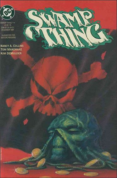 Swamp Thing (1986) 114-A by Vertigo