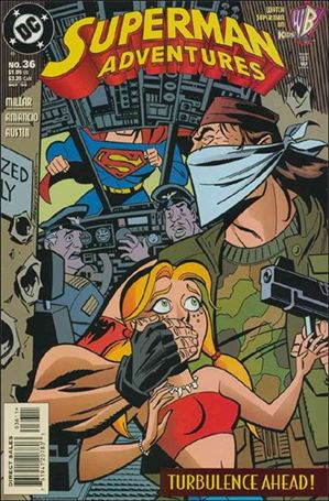 Superman Adventures 36-A