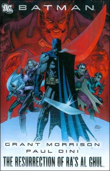 Batman: The Resurrection of Ra's al Ghul  1-A by DC