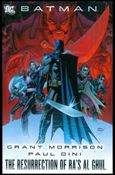 Batman: The Resurrection of Ra's al Ghul  1-A