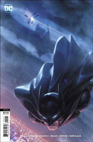 Batman's Grave 2-B