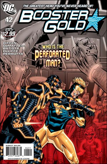 Booster Gold (2007) 42-A by DC