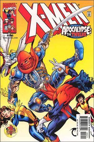 X-Men (1991) 96-A