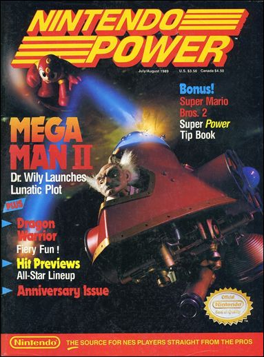 Nintendo Power 7-A by Future Publishing