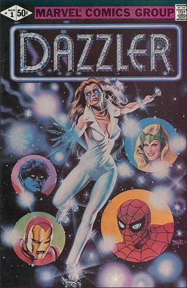 Dazzler (1981) 1-A by Marvel