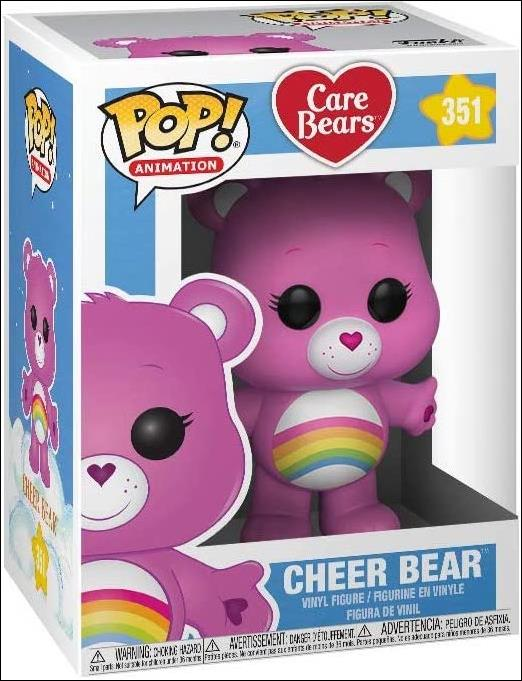 POP! Animation Cheer Bear by Funko