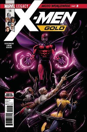 X-Men: Gold (2017) 14-A