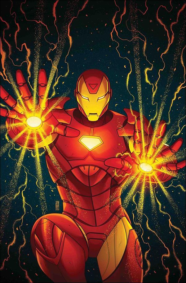 Marvel Tales: Iron Man 1-B by Marvel