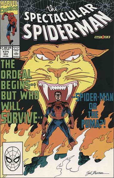 Spectacular Spider-Man (1976) 171-A by Marvel