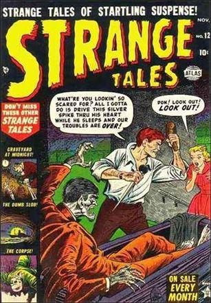 Strange Tales (1951) 12-A