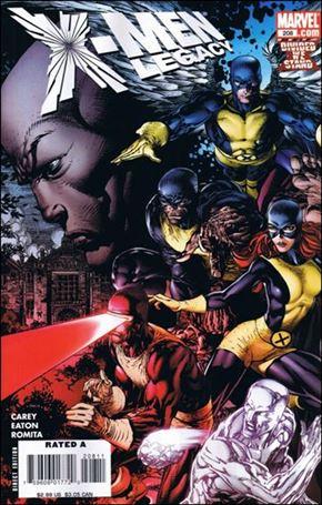 X-Men Legacy (2008) 208-A