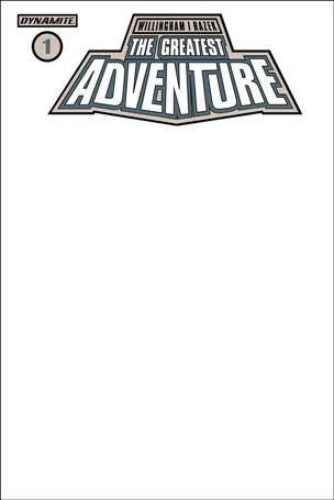 Greatest Adventure 1-D