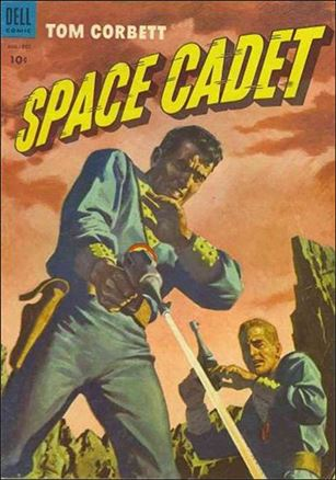 Tom Corbett, Space Cadet (1953) 7-A
