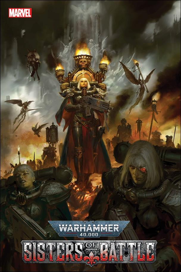 Warhammer 40,000: Sisters of Battle 2-B by Marvel