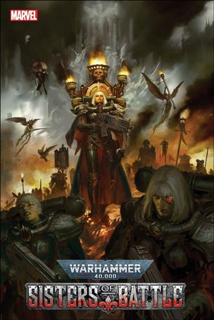 Warhammer 40,000: Sisters of Battle 2-B