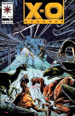 X-O Manowar (1992) 15-A