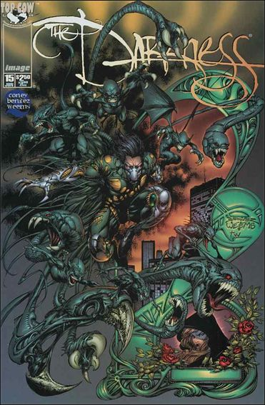 Darkness (1996) 15-A by Top Cow