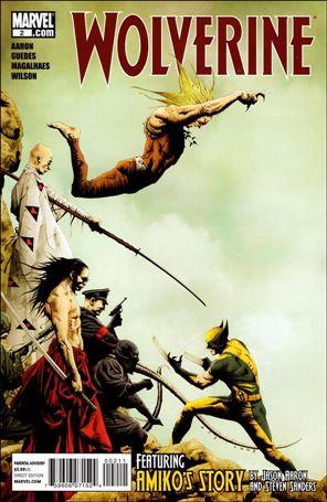 Wolverine (2010) 2-A