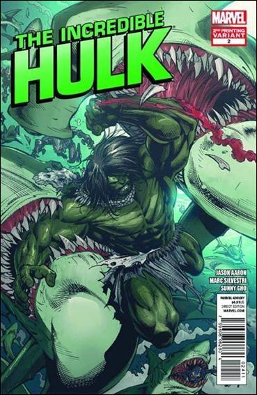 Incredible Hulk (2011)  2-D by Marvel