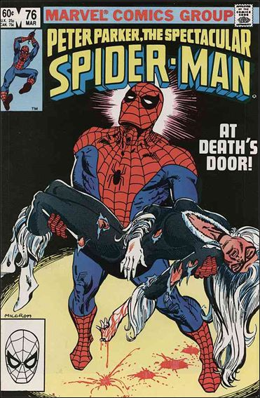 Spectacular Spider-Man (1976) 76-A by Marvel