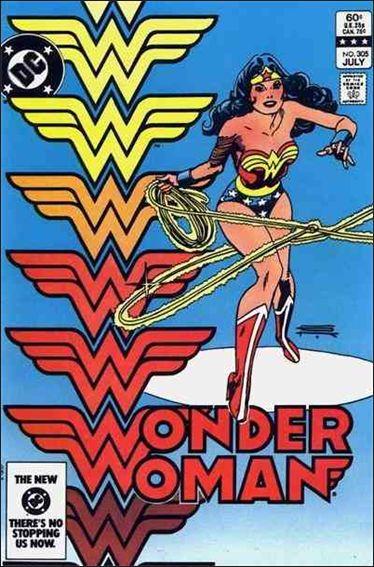 Wonder Woman (1942) 305-A by DC