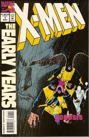 X-Men: The Early Years 1-A by Marvel