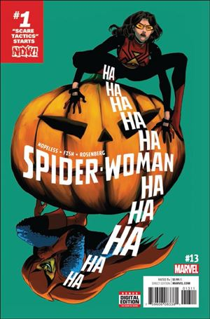 Spider-Woman (2016) 13-A