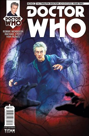 Doctor Who: The Twelfth Doctor Year Two 3-A
