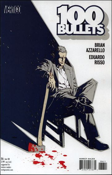 100 Bullets 86-A by Vertigo