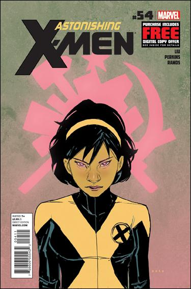 Astonishing X-Men (2004) 54-A by Marvel
