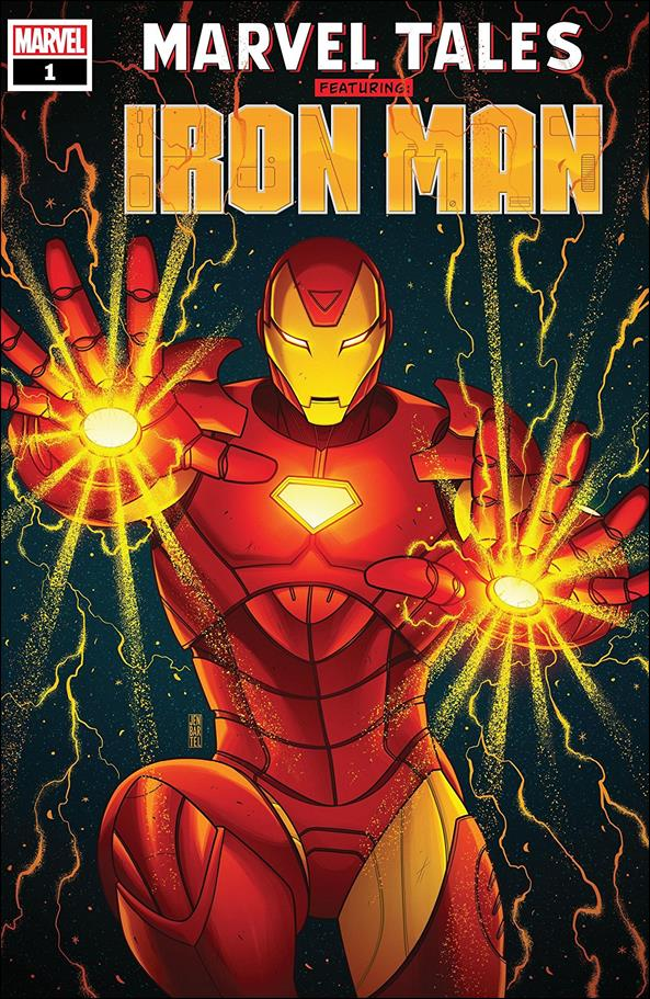 Marvel Tales: Iron Man 1-A by Marvel
