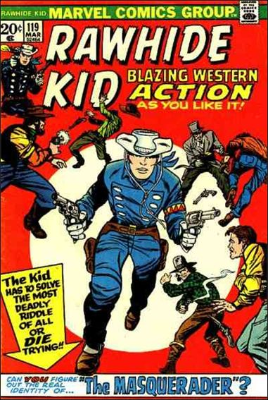 Rawhide Kid (1955) 119-A by Marvel