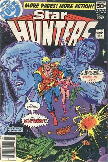 Star Hunters 7-A by DC