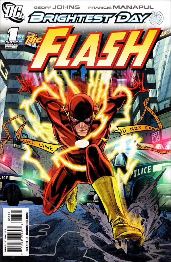 Flash (2010) 1-A by DC