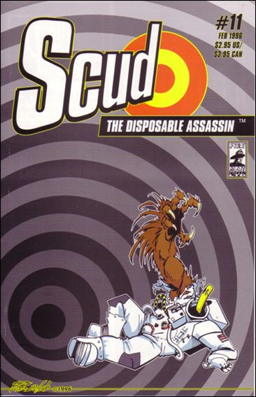 Scud: The Disposable Assassin 11-A by Fireman