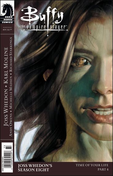 Buffy the Vampire Slayer Season Eight 19-A by Dark Horse