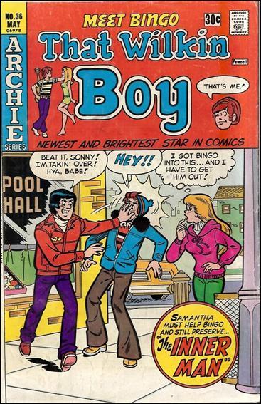 That Wilkin Boy 36-A by Archie